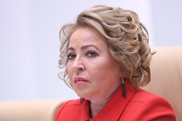 Матвиенко: Крым переживает этап Ренессанса после многолетнего упадка