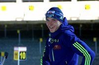 Дмитрий Пидручный, ранее выигравший золото в гонке преследования, на этот раз финишировал 10-м.