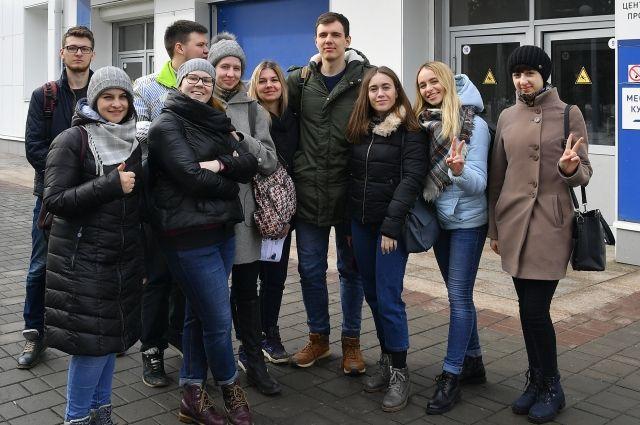 Газпром устроил экскурсию для омских студентов-экологов