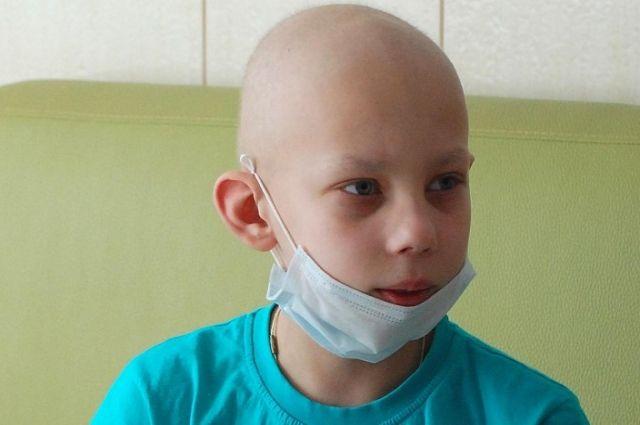 Донором для мальчика станет его 5-летняя сестра.