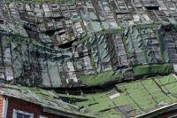 Специалисты краевого Фонда капремонта провели выездную проверку хода работ по восстановлению кровли дома № 9 по ул. Черняховского