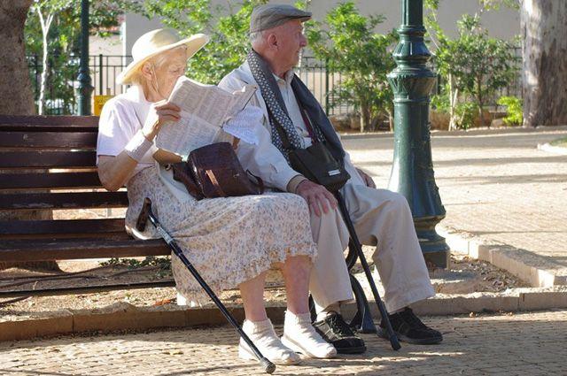 Правительство увеличило размер социальных пенсий на 2% с апреля