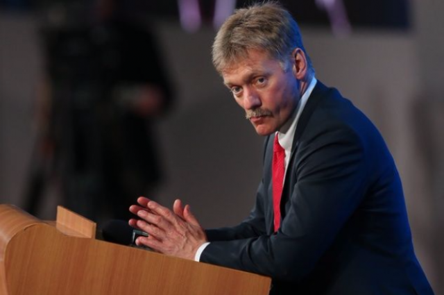 Россия пока не намерена требовать от Украины «компенсаций», - Песков