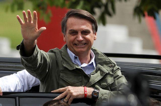 Президент Бразилии нанес неожиданный визит в ЦРУ