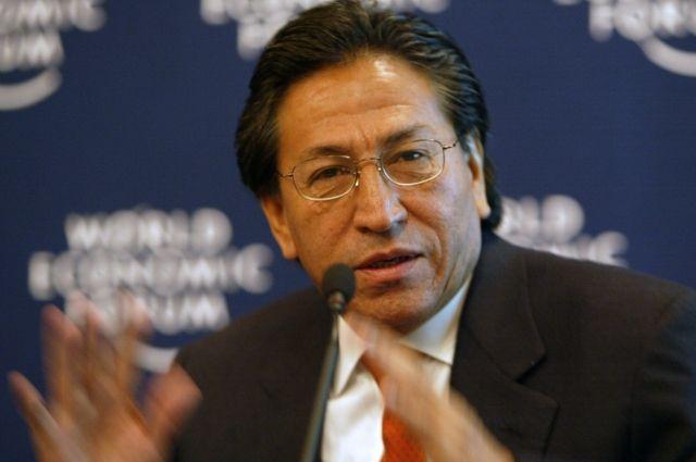 Экс-президент Перу был задержан в Калифорнии за пьянство