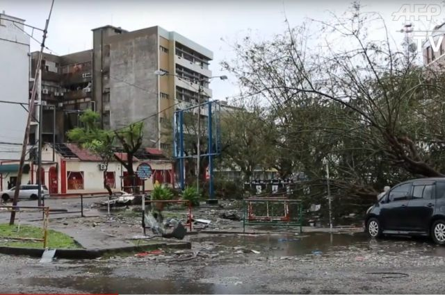 Число жертв циклона Идай в Мозамбике достигло 84