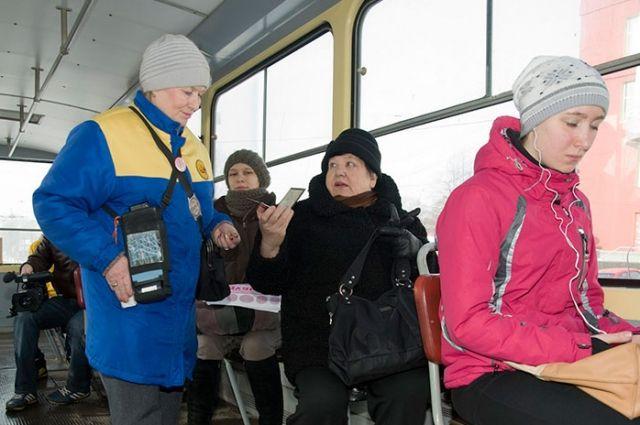 В часы акции проезд для пассажиров ретро-трамвая будет бесплатным.