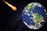 Очевидцы в Туре видели, как падает небесное тело, но гуда и взрыва не слышали.