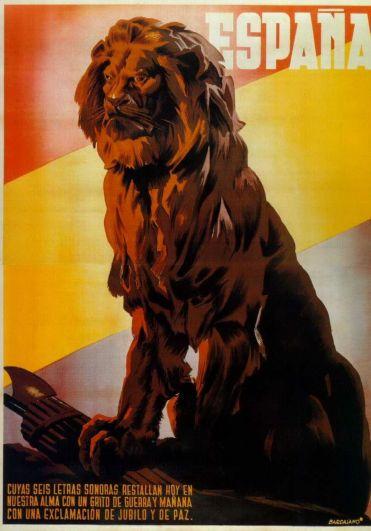 Где шесть букв (прим.: 6 букв= «España») громким криком войны отзывались в наших душах, там назавтра будет слышно ликование о победе.