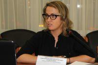Начальник отдела регистрации недвижимости в электронном виде Управления Росреестра по Тюменской области Татьяна Кониловская.