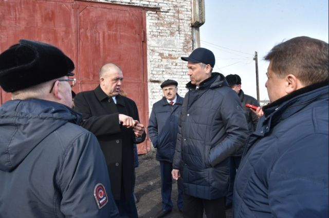 В системе теплоснабжения Барабинска успешно применяют для работы бердских термороботов
