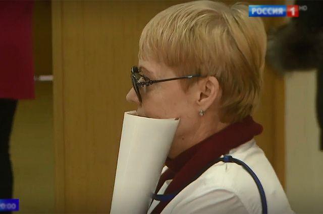 Анна Тюменева.