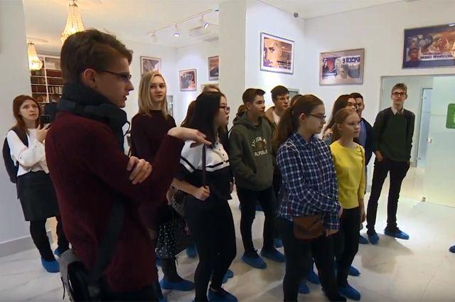 Минувшую «Научную субботу» в Доме учёных посетили 250 школьников со всей Москвы.