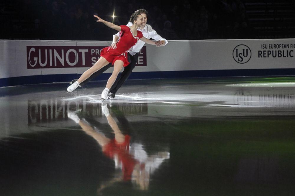 Александра Бойкова – Дмитрий Козловский.