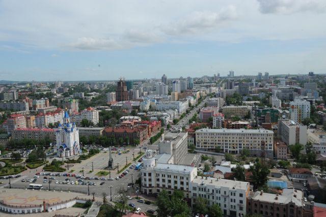 Два управления объединили в одно в администрации Хабаровска.