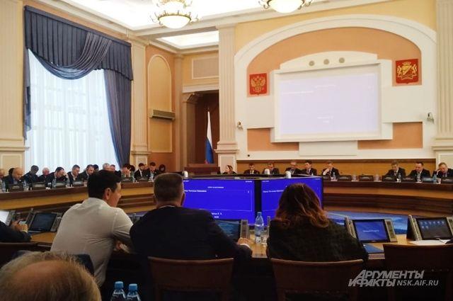 35 депутатов высказались против второго тура.