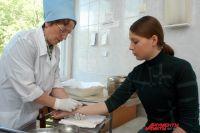 Ребятам с 8 до 17 лет делают Диаскинтест, который пришёл на смену туберкулину у детей этой возрастной группы. В России его начали использовать с 2008 г. и Пермский край стал одним из первых регионов.