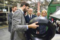 К 2021 году проектная мощность Воронежского шинного завода вырастет вдвое.