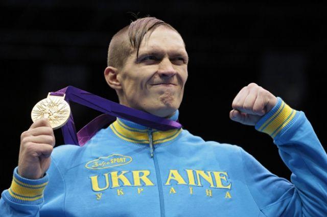 WBA обязала Усика провести бой с Лебедевым