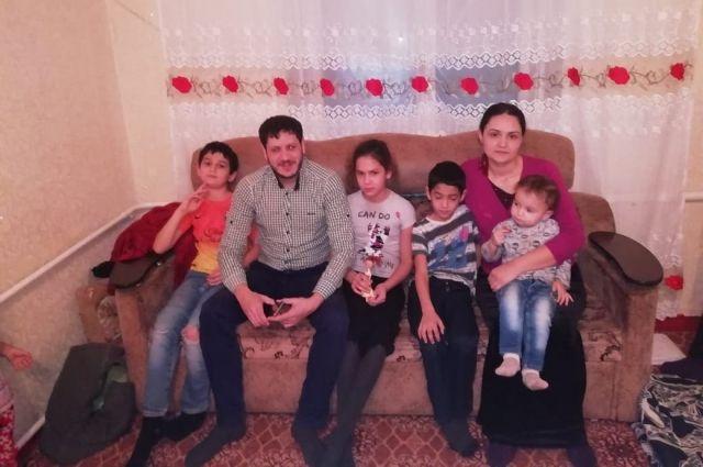У цыганского священника пятеро детей