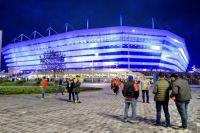 Калининградцы смогут пожениться на стадионе