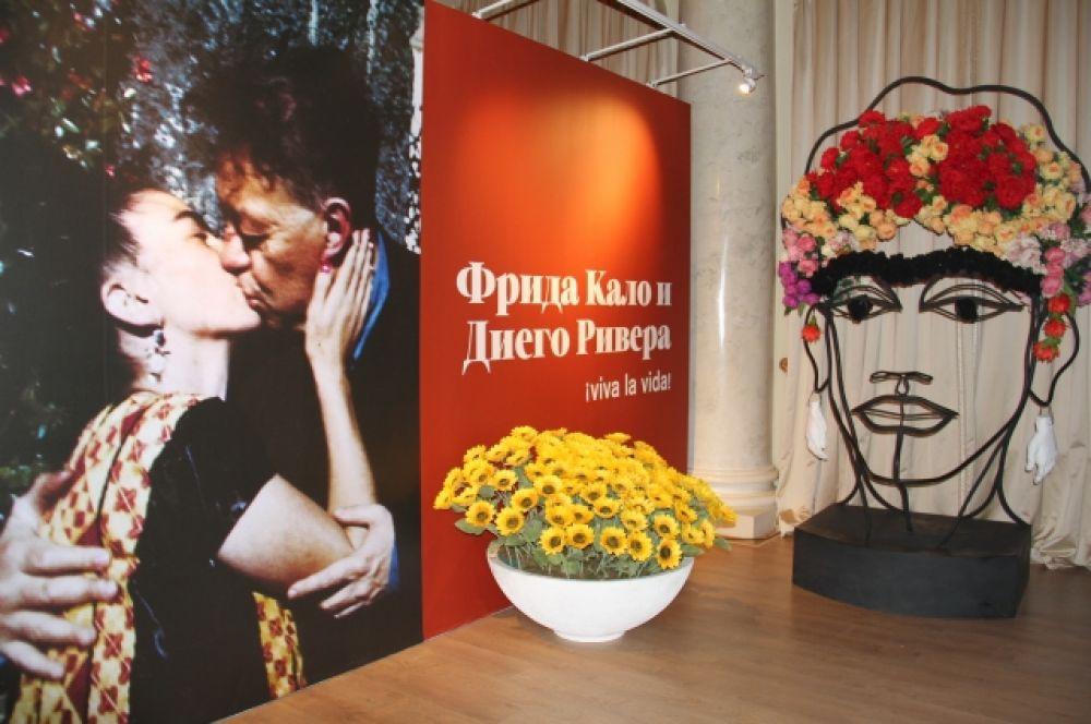 Выставка открылась в музее Фаберже.