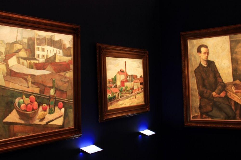 На выставке можно увидеть 90 работ.