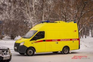 В Соль-Илецке школьник попал в больницу после прыжков с заброшенного здания