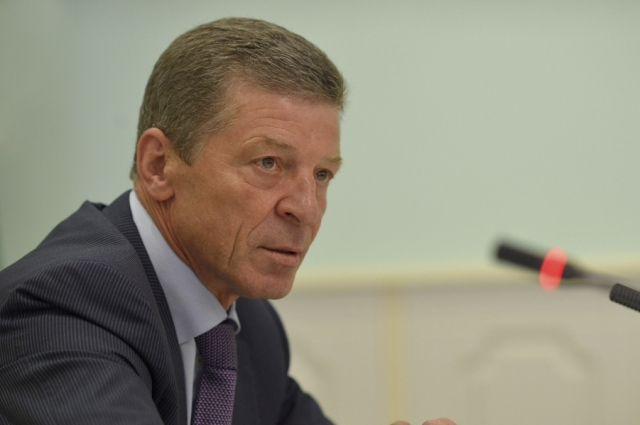 Козак: принято решение о сдерживании цен на продукты в Крыму