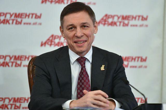 Владимир Михайлов.