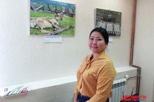 Евгения Гомбоева как никто понимает важность выставки.