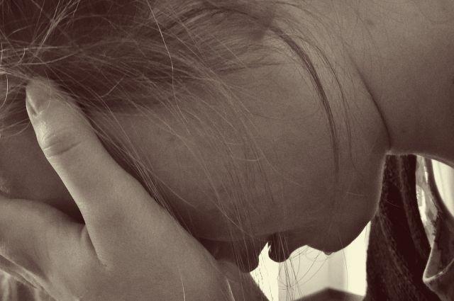 Семейное насилие нельзя терпеть.