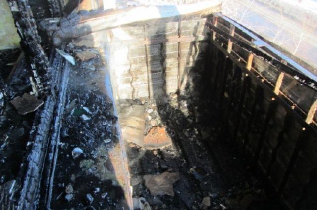 В Медногорске пожарные спасли 62-летнюю пенсионерку