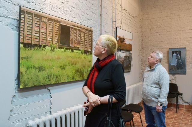 Выставка «Милый дом» проходит в Центральном выставочном зале.
