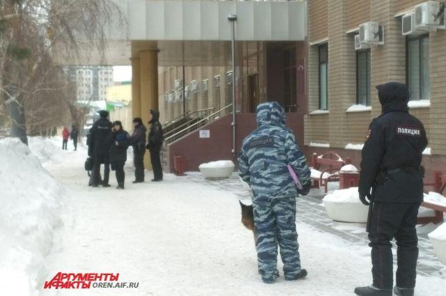 Полиция изъяла ружье и завела уголовное дело