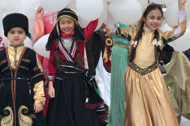 Науруз отмечают так же масштабно, как Новый год.