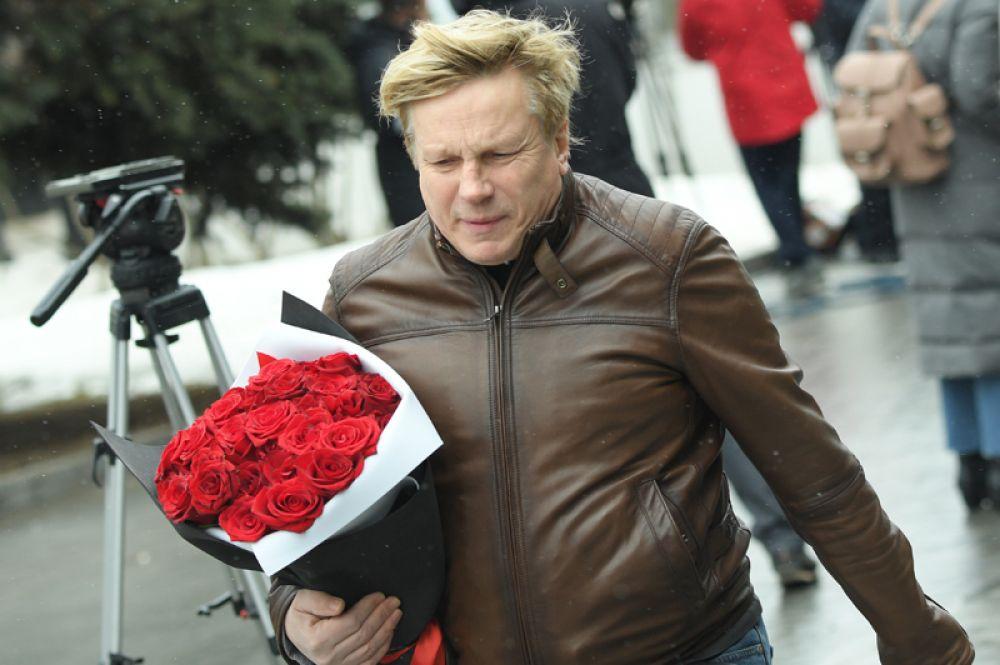 Виктор Салтыков.