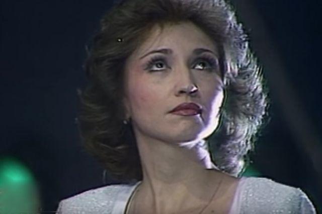 Ирина Аллегрова.