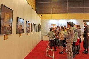 Новая Третьяковка готовится к открытию первой музейной выставки Бориса Голополосова