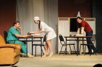 В Калужском ТЮЗе идут не только детские, но и взрослые спектакли.