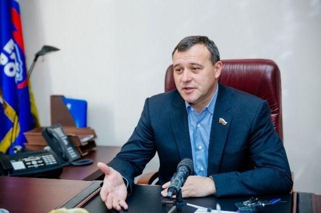 Олег Димов: Единороссы готовы к сотрудничеству с врио губернатора Оренбуржья Денисом Паслером.