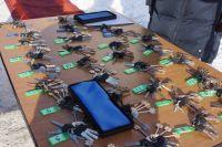 Сотрудникам Росгвардии выдали ключи от квартир