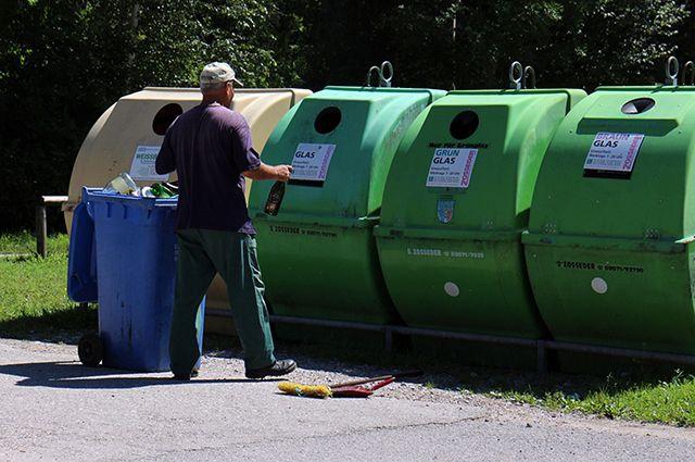 Уникальный эксперимент связанный со сбором мусора стартовал в столице Удмуртии