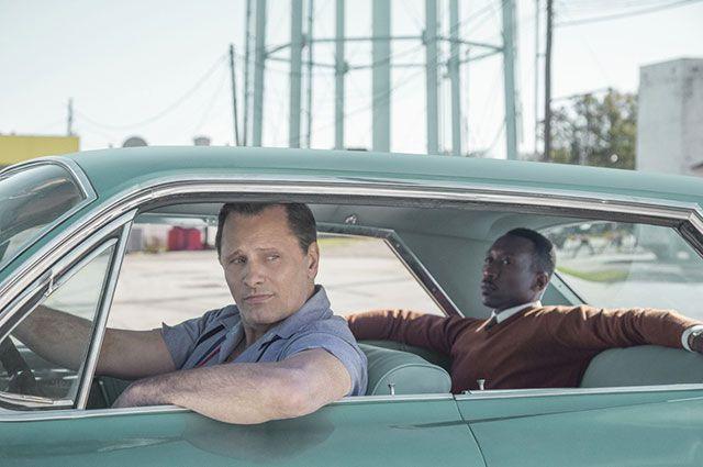 Кадр из фильма «Зелёная книга».