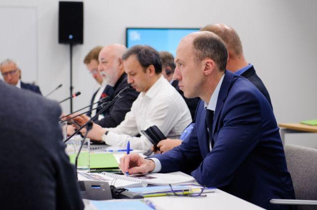 Олег Хорохордин, врио губернатора Республики Алтай.