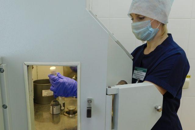Новую процедуру лечения в регионе проводят лишь в  краевом онкодиспансере