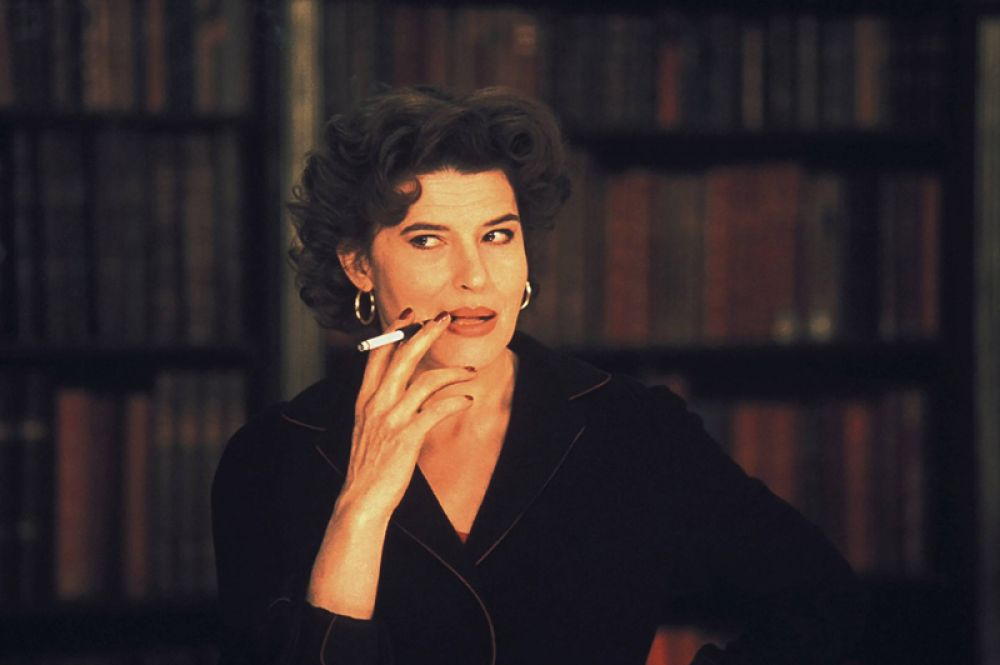 В 2001 году снялась в комедии Франсуа Озона «8 женщин», удостоенного приза Берлинского кинофестиваля за актерский ансамбль.