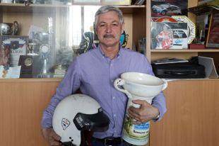 Из 60 лет жизни Тимофей Воробьев занимается автоспортом 50.