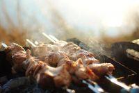 Весна в мегаполисе началась резким потеплением, многие уже успели открыть сезон шашлыков.