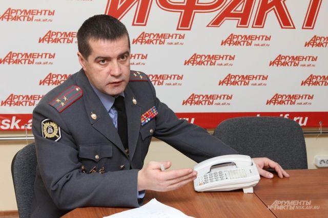 На экс-главу ГИБДД по Новосибирской области заведено уголовное дело